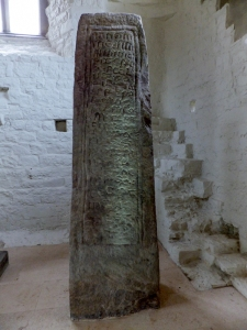 The Samson Pillar