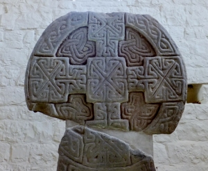 Head of the Houelt Cross