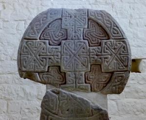 Head of the Houelt Cross