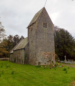 St Lythans Church
