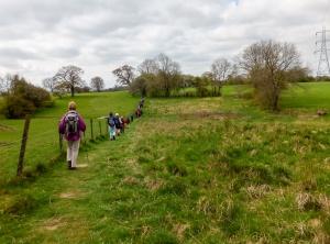 Fields towards Tinkinswood