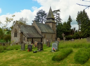 St Mary's Church Kentchurch