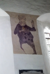 St Mary Magdalene wall painting