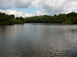 Lower Lliw Reservoir