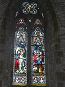 Newland stained glass
