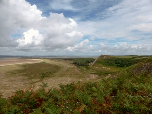 Whiteford Burrows and sands