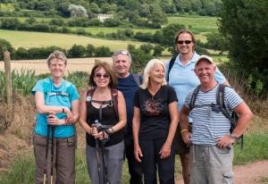 Group Photo - Trellech Walk