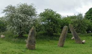 Harold's Stones - Trellech (not taken on the day)