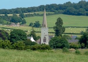 Trellech St Nicholas Church (not taken on the day)