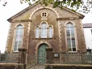 Groes-wen Chapel