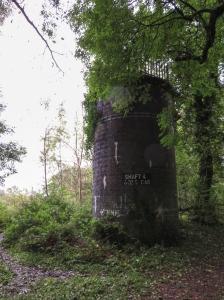 Shaft 4 Caerphilly Tunnel