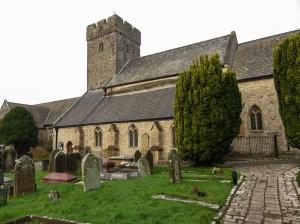 St Illtud's Church