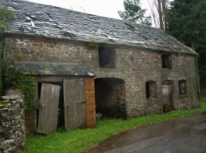 Tretower outbuildings