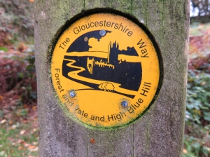 Gloucestershire Waymarker