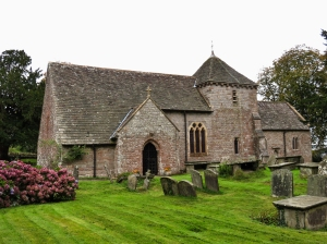 St Mary Magdalene Church Hewelsfield