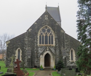 St Dochdwy's Church