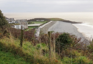 Overlooking Cold Knap