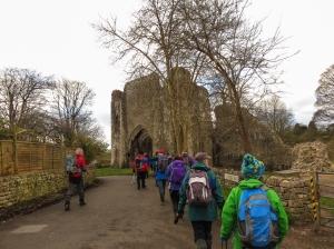 St Quintin's Castle