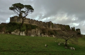 Penrice Castle