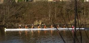 River Taff boat race