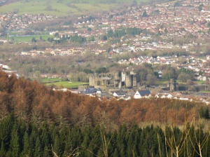 Caerphlly Castle