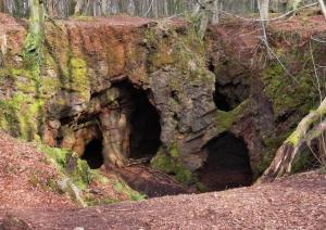 Three Bears Caves