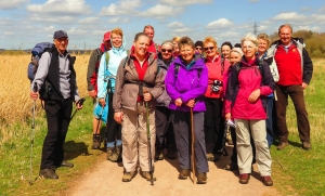 Group pic Newport Wetlands