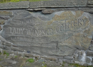 Site of Lady Windsor Colliery