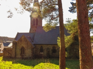 St John's Church Cefn-coed