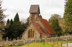 St Gwynno's Church Vaynor