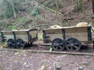 Trams at Llanfoist