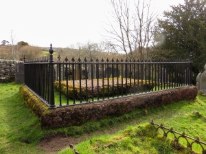 Crawshay's grave Vaynor