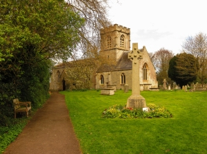 St Swithun's Church Hempsted