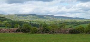 From Golynos Fawr to Mynydd Henllys