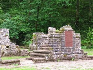 Chapel in Ilston Cwm