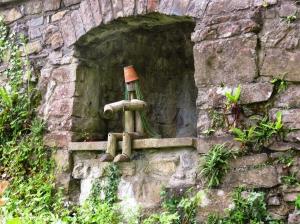 Flower pot man Parkmill
