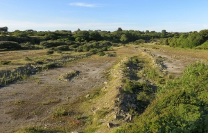 Disused Rhoose Quarries