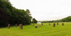 Stone Circle Newbridge Fields