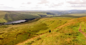 Beacons, Cantref and Llwyn-on reservoirs