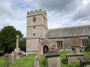 Cwmcarvan - St Clements Church