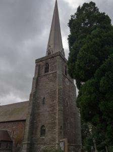St Peter's Church, Peterchurch