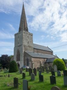 St Nicholas Church Trelleck