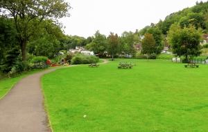 Lower Redbrook park