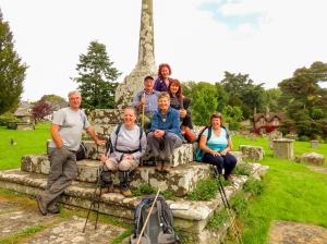 Churchyard of All Saints Newland