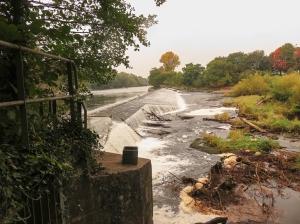 Llandaff Weir