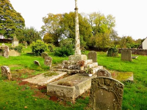 Grave of St John Kemble