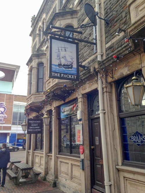 The Packet Public House