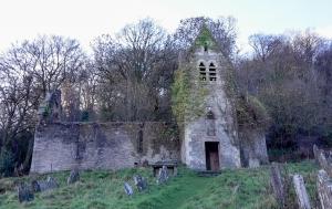 Ruined St Mary's Church