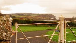 Views over Three Cliffs Bay