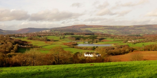 View from ridgeway